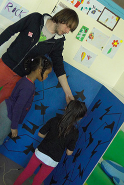 Fresque interactive
