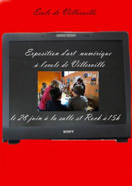 Résidence à l'école de Villerville